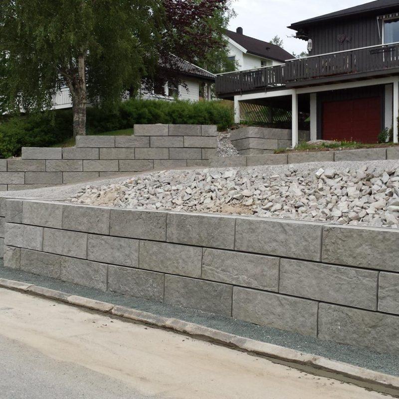 Mur/betong